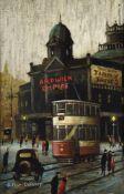 λ Arthur Delaney (British 1927-1987), The Ardwick Empire
