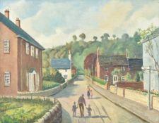 λ Tom Malone (British 1913-1986), Mappleton