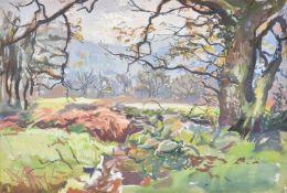 λ Phyllis Bray (British 1911-1991), Artist's Garden