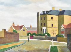 λ Elwin Hawthorne (British 1905-1954), Grove Park Road
