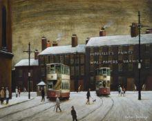 λ Arthur Delaney (British 1927-1987), St. Peter's Square