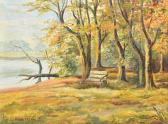 λ Lilian Hawthorn (British 1909-1996), Wanstead Flats