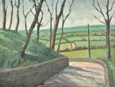 λ Tom Malone (British 1913-1986), Landscape with Road