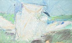 λ Peter Coker (British 1926-2004), Salmon nets