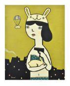 Ikumi Nagasawa (Japanese b. 1980), My Rabbits