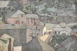 λ Charles Ginner (British 1878-1952), Lower Boscastle