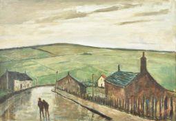 λ Tom Malone (British 1913-1986), Moors Landscape