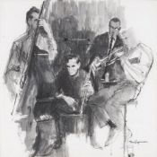 Tracy Sugarman (American 1921-2013), The Feeling of Jazz; together with two others (3)