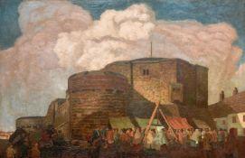 λ Walter Bayes (British 1869-1956), The Stronghold