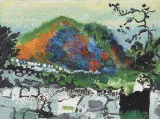 λ John Piper (British 1903-1992), Garn Fechan from Garn Fawr