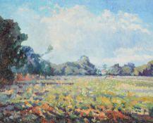 λ Walter Steggles (British 1908-1997), Cookham Moor