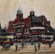 λ Arthur Delaney (British 1927-1987), The Manchester Hippodrome