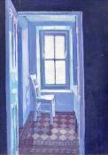 λ Hector McDonnell (Irish b. 1947), Bedroom at Garafin
