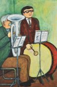 λ Alan Lowndes (British 1921-1978), At Band Practice