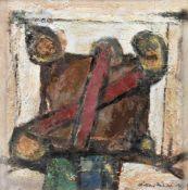 λ Clifford Fishwick (British 1923-1997), Barred way