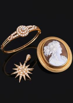 Jewellery, Silver, Watches, Pens and Luxury Accessories