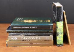 Ɵ Assorted mostly antiques reference books to include Geoffrey Munn 'Castellani and Giuliano'