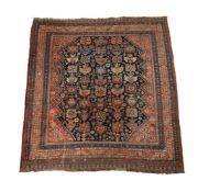 A Khamseh rug