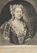 After John Vanderbank, 'Queen Caroline'