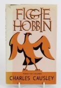Ɵ A book titled 'Figgie Hobbin- poems for children' by Charles Causley