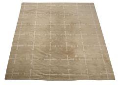 A modern carpet