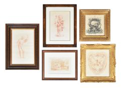 Various artists, A collection of twenty-two prints