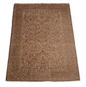 A pair of Tabriz rugs
