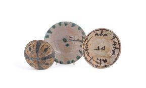 A Eastern Iran pottery bowl