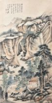 Anonymous in the style of Zhang Daqian (1899-1983)