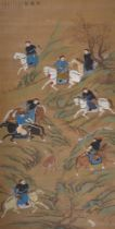 Anonymous Chinese School (Qing Dynasty)