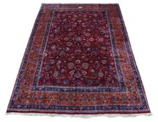 A Mashad carpet
