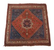 An Afshar rug