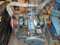Used engine dynomometer.
