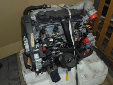 Peugot/Citroen 10DYCT 4 cylinder diesel engine (new).
