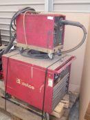 Seico 410 MIG welder with WF100 feeder, 3 phase.