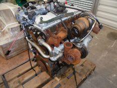 Perkins 1104E engine - ex test.