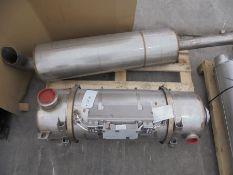 New CAT QSX15 exhaust system (DPF+Cat converter).