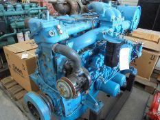 Used Mitsubishi marine engine, model type D21.