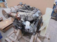 Mitsubishi used engine type D04EG-008755,