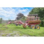 Vaderstaad Carrier 6.5m cultivator all new discs for 2021.