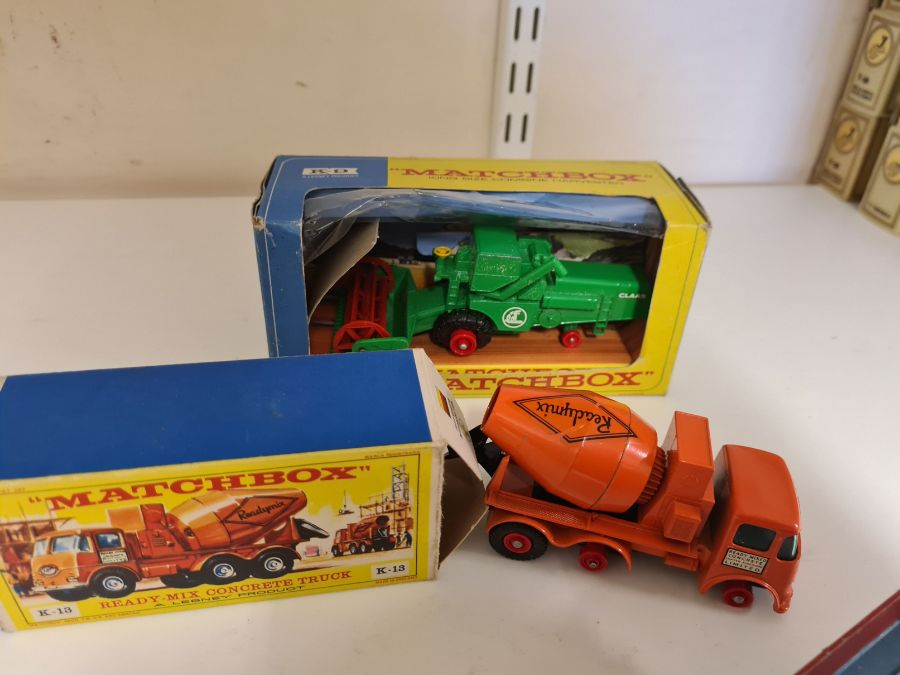 Mixed vintage die cast toys to include Morestone No. 311 Prime Mover and AA Road Services, Budgie - Image 4 of 5