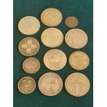 130g mixed silver coinage, florins, shillings, etc.