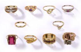 Zehn Ringe