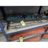 LOT HAND OPERATED SOIL AUGERS