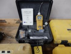 RAE SYSTEMS MINIRAE 2000 PORT. VOC MONITOR, CASE, ACCESS.