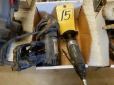LOT HEAT GUN & DIE GRINDER
