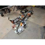 LOT ECHO WEEDEATER, STIHL WEEDEATER, ACCESS.