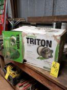 TRITON HOSE REEL - NEW IN BOX (NO HOSE INCLUDED)