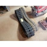 LOT MISC. RUBBER SKID STEER TRACKS