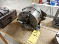 "8"" RIGHT ANGLE ROTARY TABLE"